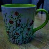 teacup Στοκ φωτογραφία με δικαίωμα ελεύθερης χρήσης