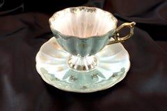 Teacup antigo Imagem de Stock Royalty Free