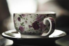Teacup Coffee Stock Photo