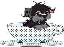 Teacup Dog Icon Stock Photo