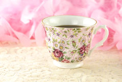 Teacup With Fresh Tea Royalty Free Stock Images