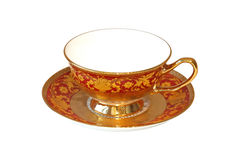 teacup rocznik Fotografia Royalty Free