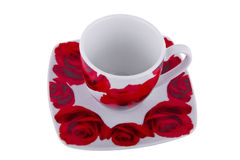 Teacup and Saucer Royalty Free Stock Photography