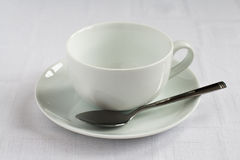 Teacup and saucer Royalty Free Stock Photo