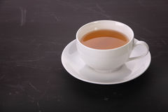 Teacup on table Royalty Free Stock Image