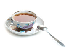 Teacup with tea Royalty Free Stock Photos