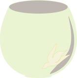 Teacup Vector. Teacup in simple vector design Stock Photos
