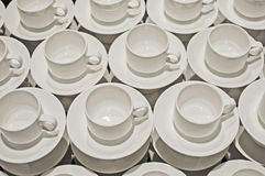 Teacups Immagine Stock
