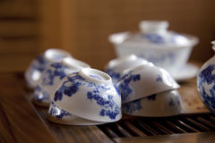 Teacups Royalty Free Stock Photos