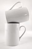 Teacups Zdjęcia Stock