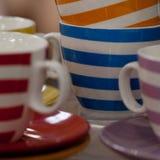 teacups Obrazy Stock