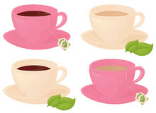 Teacups Royalty Free Stock Photo