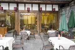 teahouse Arkivbilder