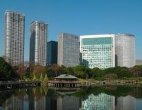 Teahouse de Nakajima, Tokyo, Japão Imagens de Stock Royalty Free
