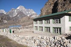 Teahouse Himalayan imagens de stock