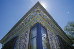 Teahouse persa Boulder Colorado Imagens de Stock Royalty Free