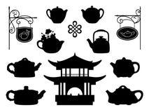 Teahouse Stock Photos