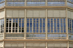 Teak παλάτι Στοκ εικόνα με δικαίωμα ελεύθερης χρήσης