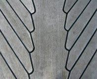 teak палубы Стоковая Фотография