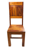 Teak Dining Chair Stock Photography