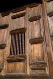 Teak Wat Detail - Chiang Mai, Thailand Stock Image