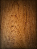Teak wood background Royalty Free Stock Photos