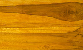 Teak wood background. Closeup pattern and texture teak wood background Royalty Free Stock Photography