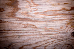 Teak wood background horizontal drop shadow. 2016 royalty free stock photography