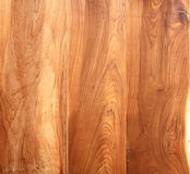 Teak wood background texture Stock Photography