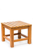 Teak wood chair Stock Image