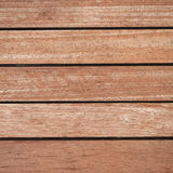 Teak wood deck royalty free stock image