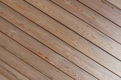 Teak Wood Diagonal Stock Photos