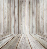 Teak wood plank texture background perspective. Royalty Free Stock Photo