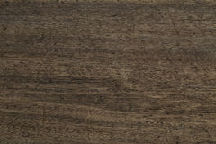Teak wood. Plank texture with natural pattern Stock Images