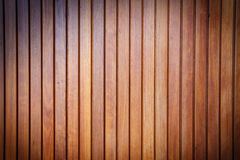 Teak wood texture background. With radial shadow Royalty Free Stock Image