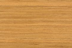 Teak Wood Texture With Natural Patterns. Stock Photography