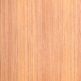 Teak wood veneer Royalty Free Stock Image