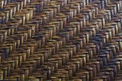 Teak wooden background. Bunched with teak wooden in Myanmar Stock Image