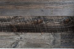 Teak wooden wall background. Old wheathered teak wooden wall texture background Stock Photo
