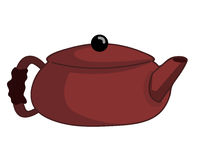 Teakettle  illustration Royalty Free Stock Photography