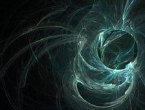 teal плазмы глобуса Стоковая Фотография RF