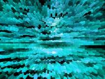 teal предпосылки Стоковая Фотография RF