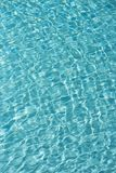Teal Blue Water in a Swimming Pool Royalty Free Stock Photos