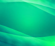 Teal Clean Abstract Background Royalty Free Stock Image
