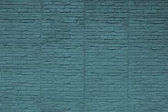 Teal color background (texture) Royalty Free Stock Photos