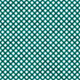 Teal Gingham Pattern Repeat Background ilustração royalty free