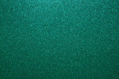 Teal glitter Royalty Free Stock Photos