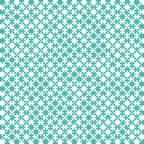 Teal Material Design Pieces - puzzle - scacchi del campo Royalty Illustrazione gratis
