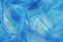 Teal netting. A Closeup of teal netting Stock Photos