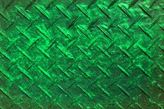 Teal, sea-green grunge cross hatched metal texture - nice abstract photo background stock photo